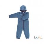 Popolini Baby Overall Fleece
