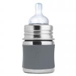 Pura Baby Bottle 150 ml Grey | .