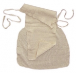 Knitted tie nappy organic