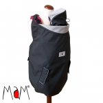 MaM 4-Season Deluxe Babywearing Cover Shady Night/Rain Dov | .