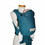 Storchenwiege BabyCarrier avec boucle Turquoise | .