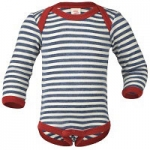 Engel Baby-Body Wolle