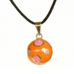 Bola bubbles orange-rose