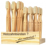 Toothbrush wood adults