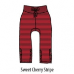 ManyMonths ECO Adjustable Button Pants Sweet Cherry | S/M