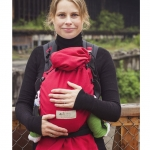 Storchenwiege BabyCarrier avec boucle Rot | .