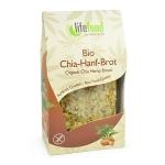 Bio Life Crackers Chia-Hanf 90g