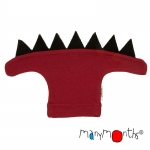 ManyMonths Woll-Mütze (Dino Jester Beanie)