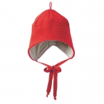 disana boiled wool hat Rot | 2
