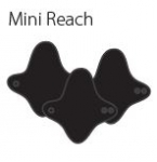 MaM ECOfit Mini Reach 3p. Black Panther | .