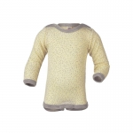 Engel Body Wool/Silk Natur bedruckt 0100E | 98/104