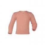 Engel Baby-Shirt wool/silk Lachs 50E | 86/92