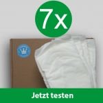 Fairwindel Test 7 nappies 2-6 kg
