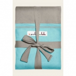Doll wrap GRIS CLAIR, Turquoise
