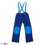 ManyMonths Wool Hazel Pants with Suspenders