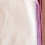 Paola Maria Baby Overall HeartNatur-Pink H205 | 50