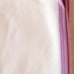 Paola Maria Baby Langarm-Overall HeartNatur-Pink H205 | 68