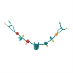 HoppaCosi Kette Prammstring HOP-PS for Forest
