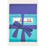 Doll wrap IRIS, Turquoise