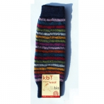 POLOLO Snuggly warmers  jeans geringelt