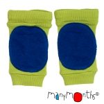 ManyMonths Woll-Knieschoner (Lightly Padded Knee Tubes)