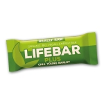 Organic Chia Young Barley Lifebar Plus