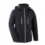 mamalila men's jacket Softshell Black | S
