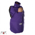 MaM Cold Weather Insert (Fleece Cover) Bucklé Dark Iris | .