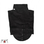 MaM Dickey - Mutter-Kind-Schal Black | .