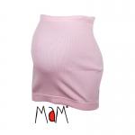 MaM Woll-Bauchband (MultiTube) Soft Winter Rose   S/M