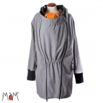 MaM SoftShell Light Coat Heather Grey | S