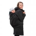 mamalila Hooded Coat for two Anthrazit | XS