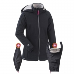 Mamalila WINTER Softshell jacket Schwarz | S