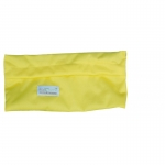 WET BAG for menstrual pads Gelb | .