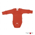 MANYMONTHS – BODY/SHIRT manches longues Rooibos Red | L
