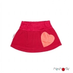 ManyMonths Natural Woollies Heart Pocket Skirt