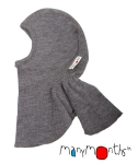 ManyMonths Wool Elephant Hood