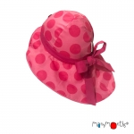 ManyMonths Adjustable Summer Hat with Bow