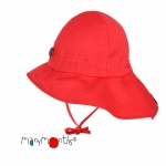 ManyMonths Summer Hat Original (Mütze) Poppy Red | L/XL