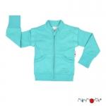 ManyMonths ECO Zip Vest/Jacket Biobaumwolle