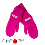 Manymonths Woll-Handschuhe (Mittens) Lilac Rose | XS/S