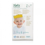 Naty couches bio FSC mini 3 - 6 kg 33 pcs/pack