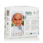 Naty couches bio FSC maxi 7 - 16 kg 44 pcs/pack