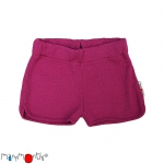 ManyMonths Thermal Woll-Shorts Violet Lotus | XXL