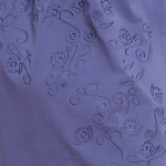 PAOLA MARIA Stillshirt 2007 E GrapeEmbro | M