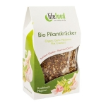 Bio Life Crackers Knoblauch Majoran 90 g