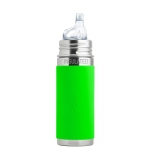 Pura bouteille d'apprentissage isotherme 260 ml Thermos Green | .
