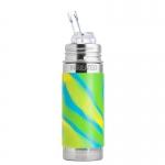 Pura Trinkhalm Isolierflasche 260 ml AquaSwirl | .