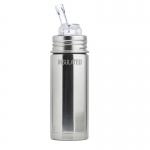 Pura Trinkhalm Isolierflasche 260 ml Ohne Überzug | .