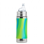 Pura Sippy Bottle 325 ml AquaSwirl | .